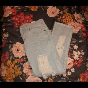 Denim - Ripped jeans